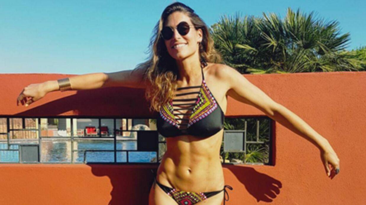 PHOTOS Laury Thilleman affiche son corps de rêve en bikini