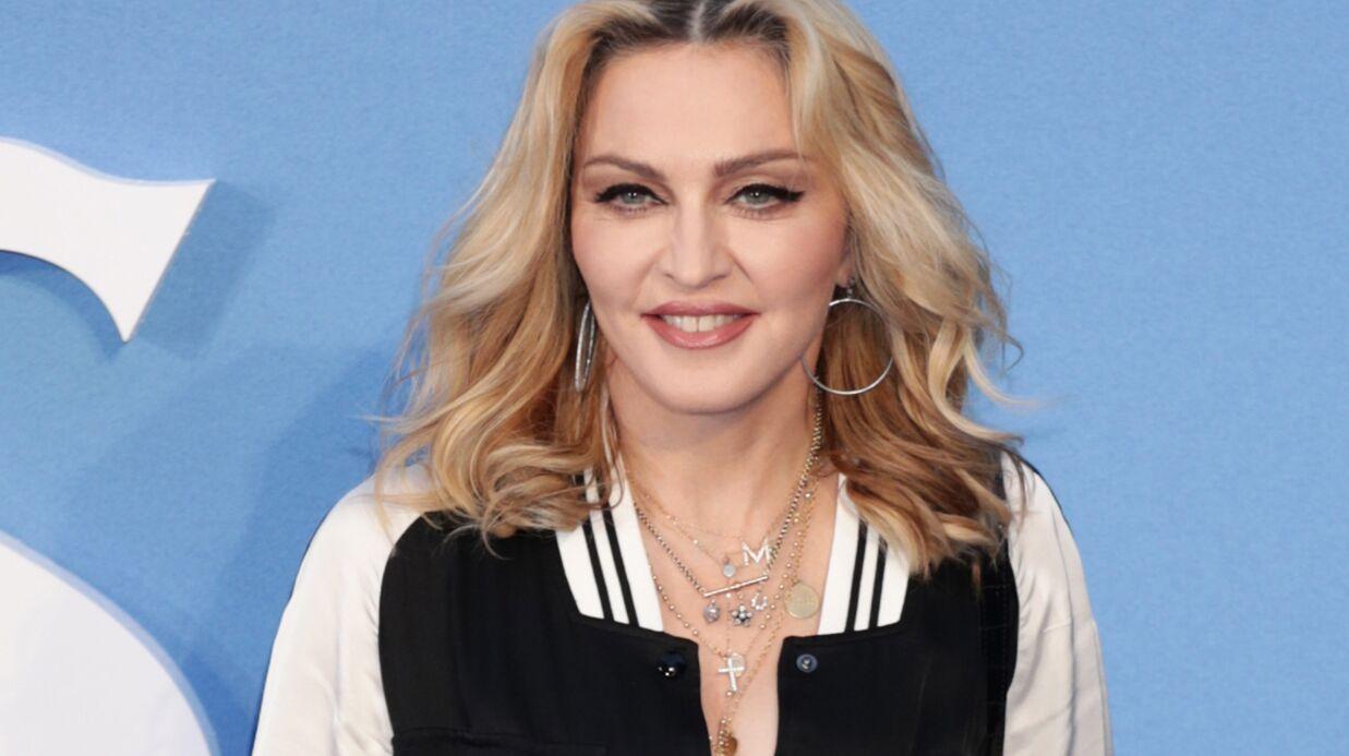 Madonna se souhaite une excellente fête des pères à elle-même