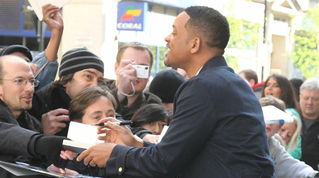 VIDEO Will Smith gifle un journaliste à Moscou