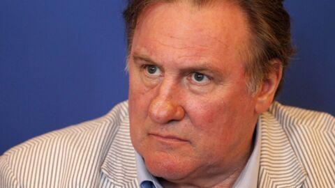 Très agacé, Gérard Depardieu menace un journaliste en pleine interview