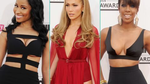 PHOTOS Billboard Music Awards : Nicki Minaj, Kelly Rowland et J-Lo hyper sexy