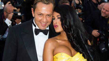 Cannes 2015: Ayem Nour toute en décolleté avec son chéri Vincent