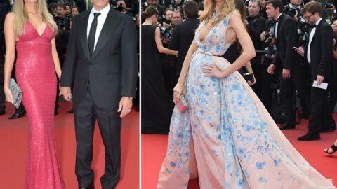 DIAPO Cannes 2015: le décolleté incendiaire de Petra Nemcova, la compagne d'Antonio Banderas fait sensation