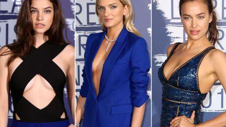 PHOTOS Cannes 2016: les décolletés incendiaires de Barbara Palvin et Lily Donaldson, Irina Shayk sublime pour L'Oréal