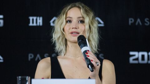 Jennifer Lawrence: filmée en plein show érotique improvisé dans un club,  elle explique sa folle soirée