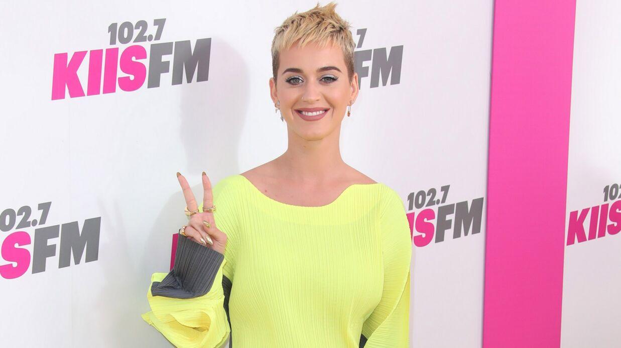 Katy Perry: Le mystère est levé sur l'identité de la fille de «I kissed a girl»