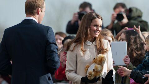 DIAPO Kate Middleton affiche enfin ses formes