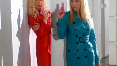 Les blondes mènent l'enquête