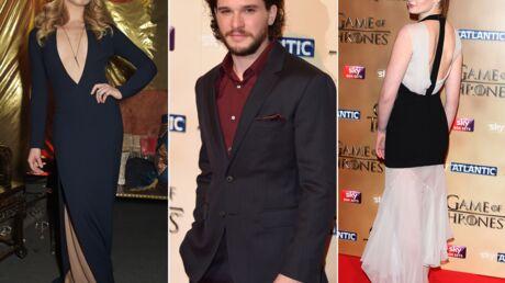 DIAPO Le casting de Game of Thrones fête l'arrivée de la saison 5