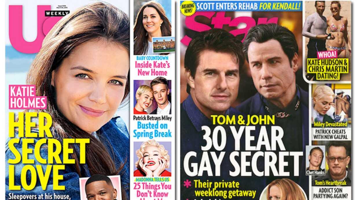 En direct des US: Katie Holmes et Jamie Foxx amoureux