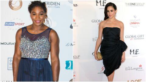Serena Williams a invité Meghan Markle et le prince Harry à son mariage