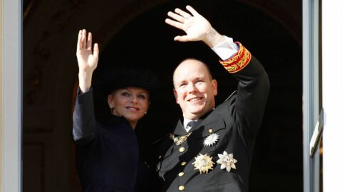 DIAPO Albert et Charlène célèbrent la fête nationale de Monaco