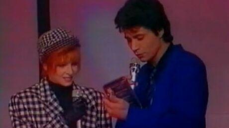 #1987 Succès pour Mylène Farmer dans Lahaye d'Honneur sur TF1…