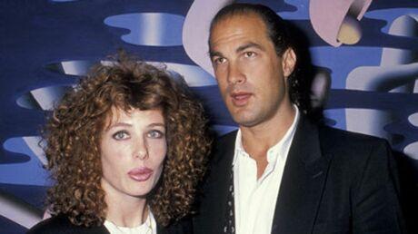 #1987 Steven Seagal a épousé sa maîtresse