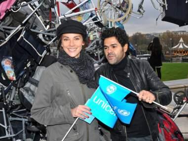 Mélissa Theuriau et Jamel Debbouze mobilisés pour l'Unicef