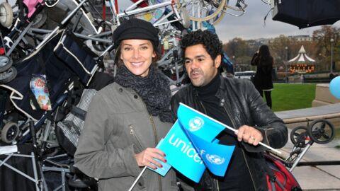 DIAPO Mélissa Theuriau et Jamel Debbouze mobilisés pour l'Unicef