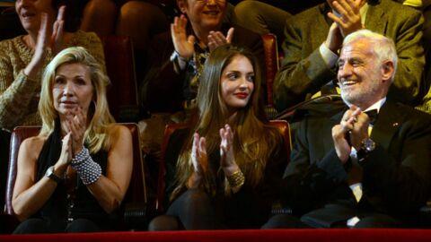PHOTOS Jean-Paul Belmondo et son ex-femme Natty réunis au Gala de l'union des artistes