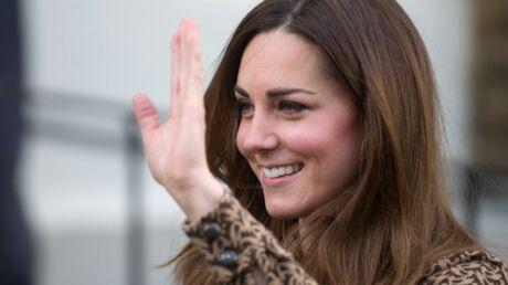 PHOTOS Kate Middleton n'hésite pas à reporter les mêmes tenues