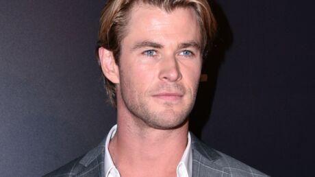 Chris Hemsworth sacré homme le plus sexy de l'année
