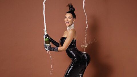 Kim Kardashian affirme que ses photos avec Jean-Paul Goude sont réalisées sans trucage