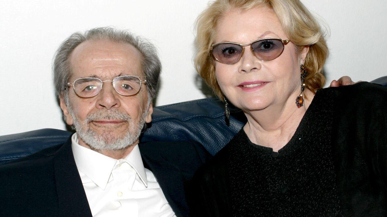 Serge Reggiani: sa veuve sauvée de l'expulsion par des dons anonymes
