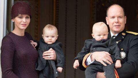 DIAPO Albert et Charlène: leurs jumeaux ont bien grandi, toute la famille réunie pour la fête nationale de Monaco