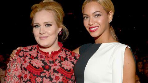 Adele dément avoir refusé de chanter avec Beyoncé