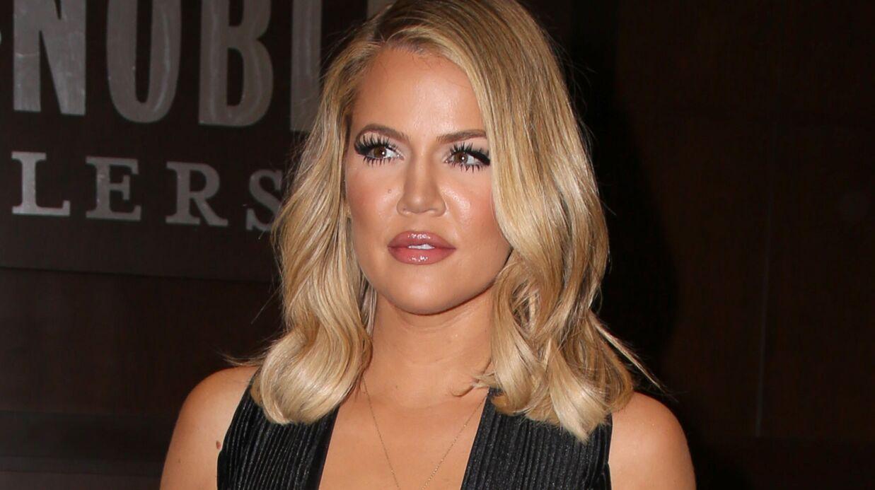 Sommée de choisir entre son mari et son copain par des twittos, Khloé Kardashian craque et balance