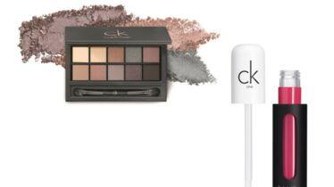 Pleins feux sur le make-up Calvin Klein