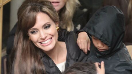 Angelina Jolie fait une première apparition depuis l'annonce de son divorce