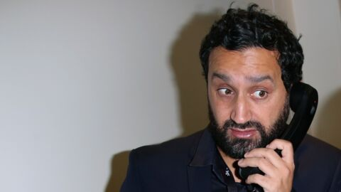 VIDEO Cyril Hanouna : son père l'appelle en direct pendant TPMP… et il répond !