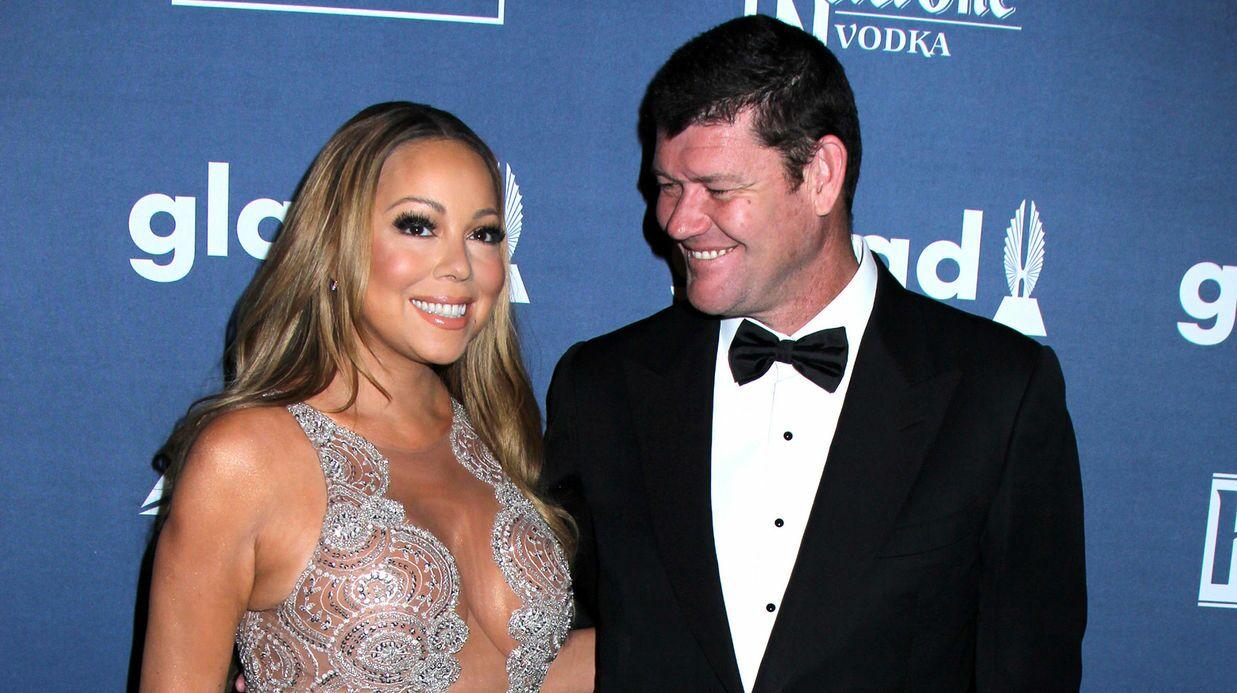Mariah Carey menace son ex, James Packer, d'un procès