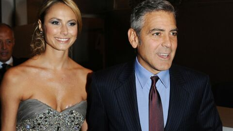 PHOTOS Georges Clooney est à Paris avec Stacy
