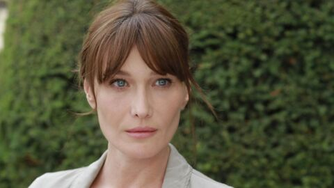 Carla Bruni : le Figaro parle d'accouchement imminent
