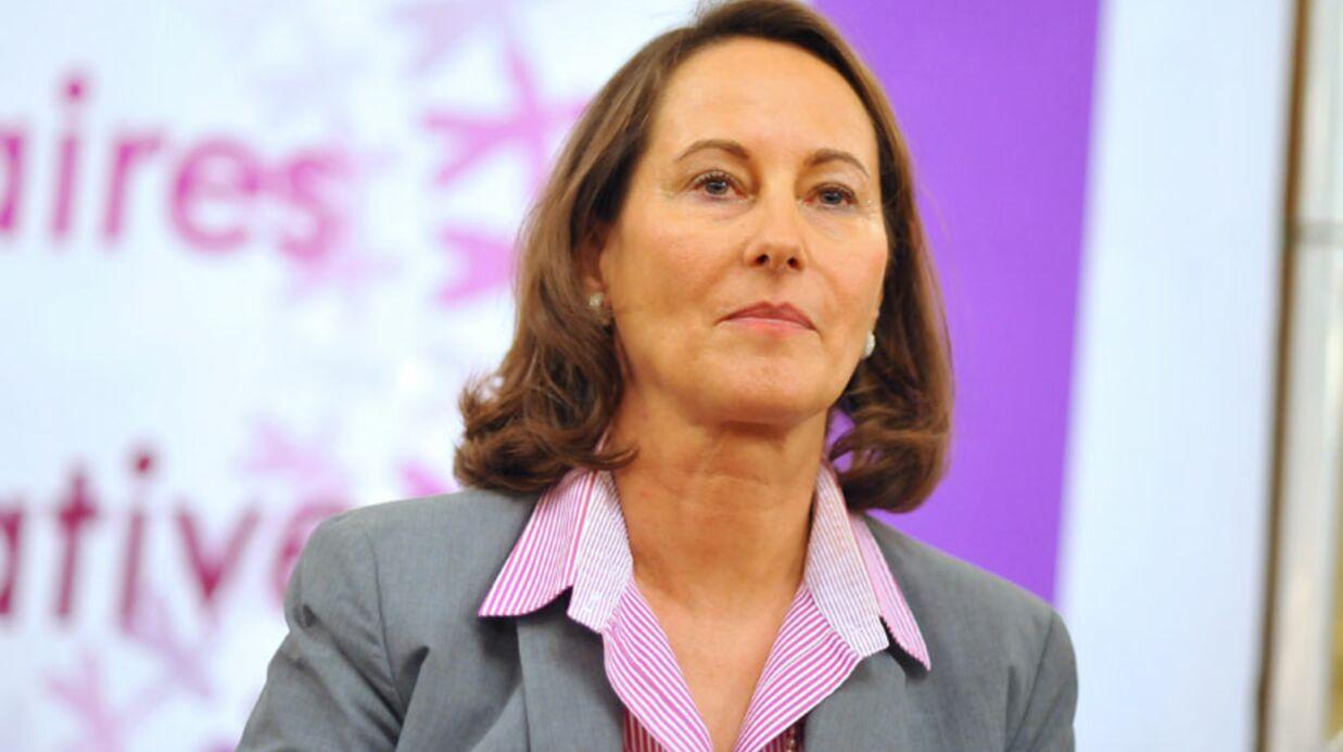 Ségolène Royal défend François Hollande, traité «d'imbécile» par Karl Lagerfeld