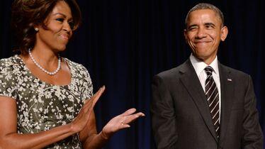 «Heureusement, Michelle avait la sienne!»
