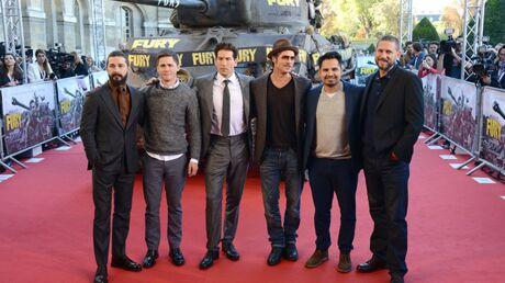 DIAPO Brad Pitt à Paris: «J'ai un lien particulier avec la France»