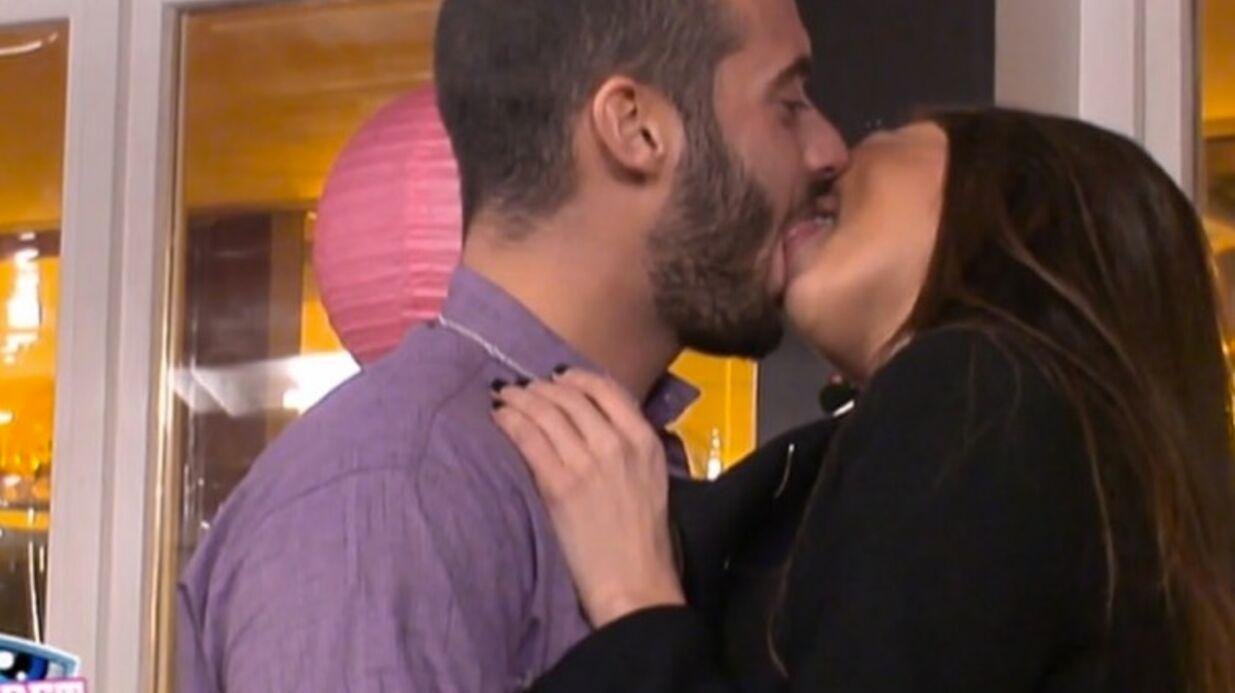 Secret Story 9: Loïc embrasse à pleine bouche Julie sous les yeux de Mélanie