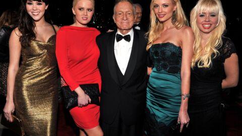Une playmate balance: la Playboy Mansion de Hugh Hefner s'est transformée en maison de retraite