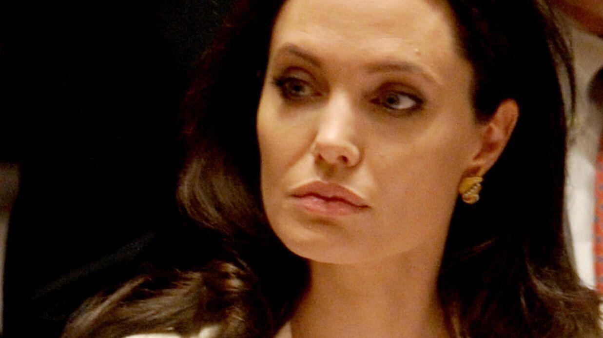 Angelina Jolie a hâte d'avoir 50 ans pour déjouer la tragédie qui a frappé les femmes de sa famille