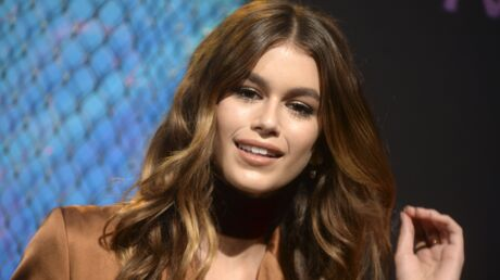 PHOTOS Kaia Gerber, la fille de Cindy Crawford, divine dans son dernier shooting