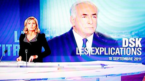 DSK: un psychiatre ne l'a pas trouvé convaincant sur TF1