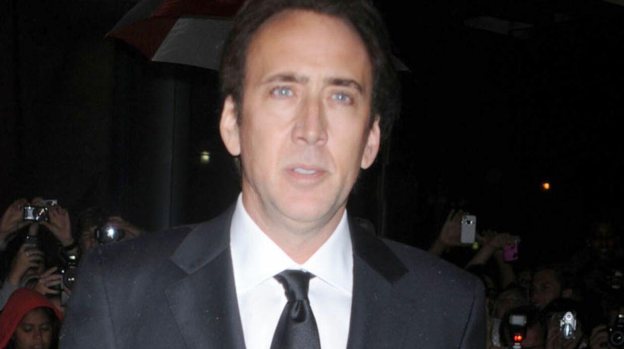 Nicolas Cage serait un vampire