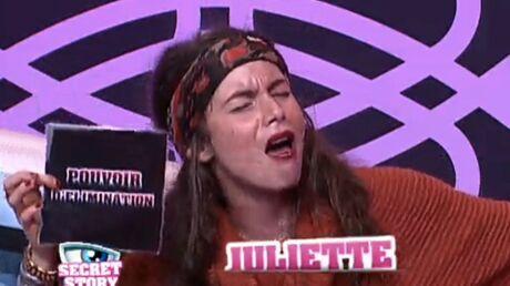 Secret Story 5: Juliette a le pouvoir d'élimination d'office