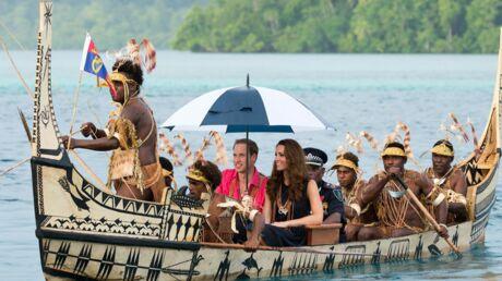 Kate et William: leur seconde lune de miel à Tavanipupu
