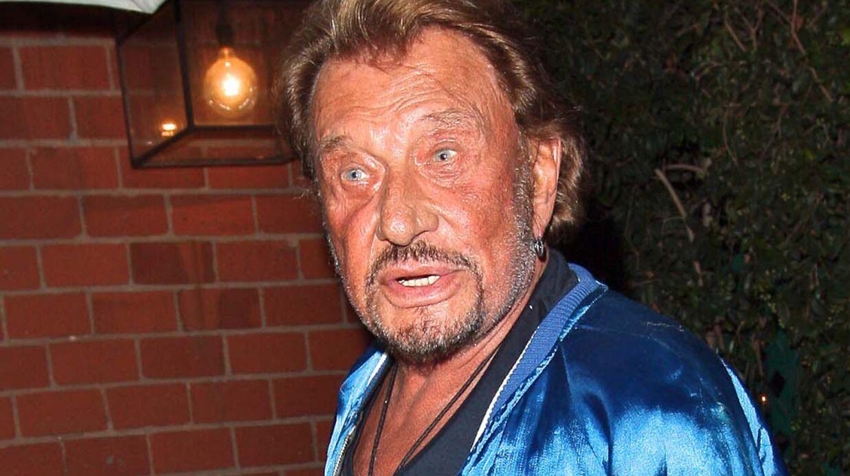 Accusé par Adeline Blondieau, Johnny Hallyday sera jugé en 2015