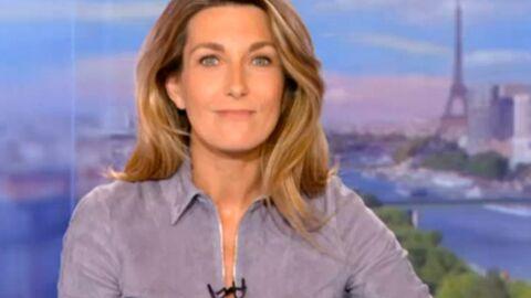 Anne-Claire Coudray prend les rênes du JT: «La pression sur mes épaules est énorme»