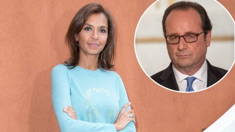 Karine Le Marchand: «méprisée» par l'entourage de François Hollande, elle ne l'interviewera pas