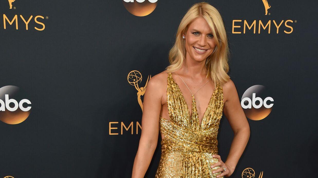 Claire Danes: complètement orange aux Emmys, elle est moquée par les internautes