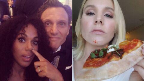 PHOTOS Emmy Awards 2016: les stars se lâchent et vous font vivre la  cérémonie de l'intérieur